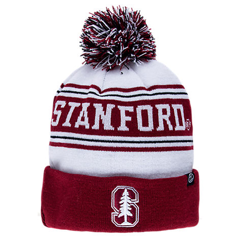 Zephyr Stanford Cardinal College Arctic Knit Hat