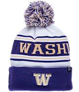 Zephyr Washington Huskies College Arctic Knit Hat