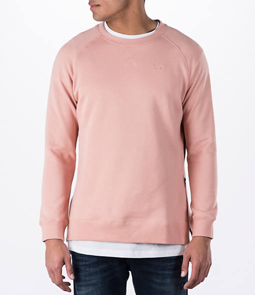 Men's Asics Classic Long-Sleeve Crew Sweatshirt