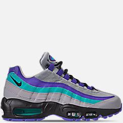 나이키 맨 Mens Nike Air Max 95 OG Casual Shoes,Wolf Grey/Black/Indigo Burst