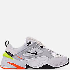 나이키 맨 Mens Nike M2K Tekno Casual Shoes,Pure Platinum/Black/Sail/White