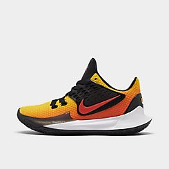 나이키 맨 Mens Nike Kyrie Low 2 Basketball Shoes,Team Orange/Chile Red/Black