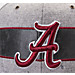 Alternate view of Zephyr Alabama Crimson Tide College Avenue Snapback Hat in Team Colors