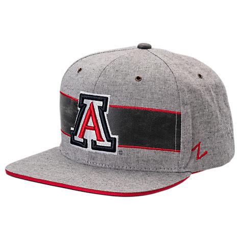 Zephyr Arizona Wildcats College Avenue Snapback Hat
