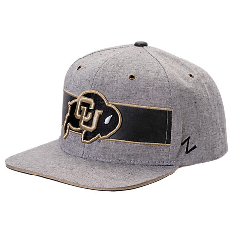 Zephyr Colorado Buffaloes College Avenue Snapback Hat
