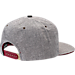 Back view of Zephyr Florida State Seminoles College Avenue Snapback Hat in Team Colors