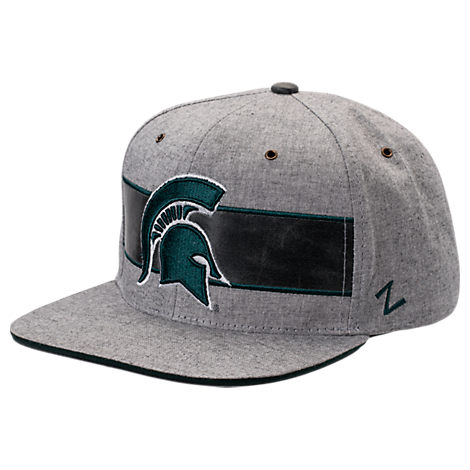 Zephyr Michigan State Spartans College Avenue Snapback Hat