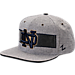 Front view of Zephyr Notre Dame Fighting Irish College Avenue Snapback Hat in Team Colors