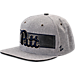 Front view of Zephyr Pitt Panthers College Avenue Snapback Hat in Team Colors