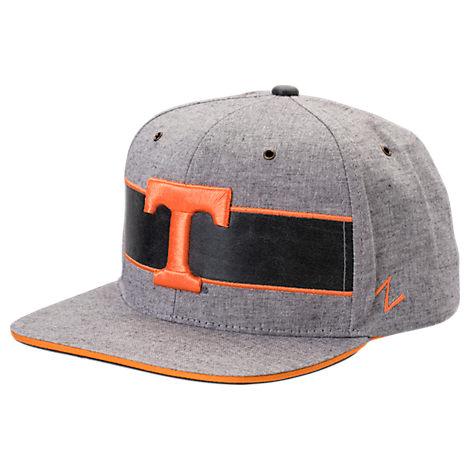 Zephyr Tennessee Volunteers College Avenue Snapback Hat