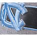 Alternate view of Zephyr UNC Tar Heels College Avenue Snapback Hat in Team Colors