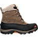 Right view of Men's The North Face Chilkat II Boots in Deep Grey