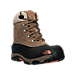 Three Quarter view of Men's The North Face Chilkat II Boots in Deep Grey