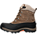 Left view of Men's The North Face Chilkat II Boots in Deep Grey