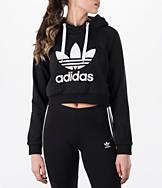 Women's adidas Originals Crop Hoodie