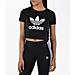 Women's adidas Originals Loose Crop T-Shirt Product Image