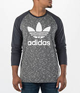 Men's adidas Originals Trefoil Long-Sleeve Shirt