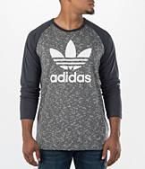 Men's adidas Originals Trefoil Long-Sleeve Shirt