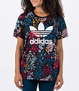 Women's adidas Originals BF Trefoil T-Shirt