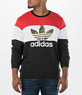 Men's adidas Block it Out Crew Sweatshirt