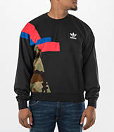 Men's adidas Originals Block Crew Sweatshirt