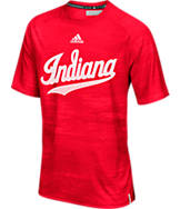 Men's adidas Indiana Hoosiers College Sideline Training T-Shirt