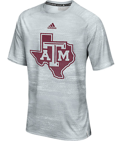 Men's adidas Texas A&M Aggies College Sideline Training T-Shirt