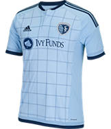 Men's adidas Sporting Kansas City MLS Replica Jersey