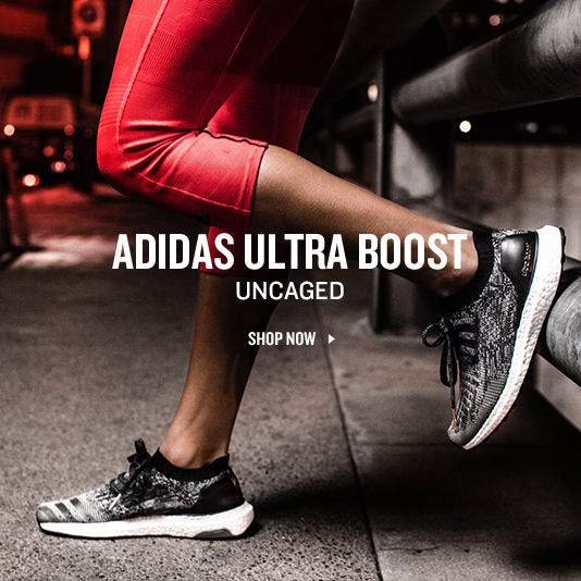 Adidas Ultra Boost Uncaged. Shop Now.