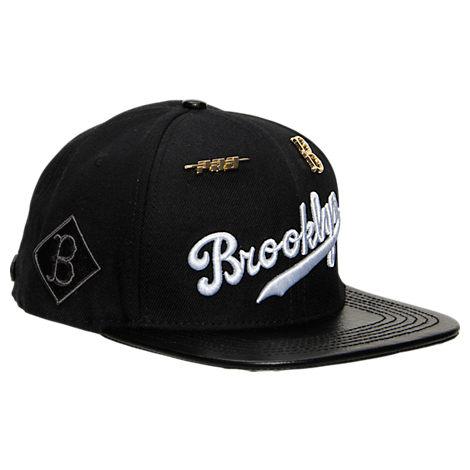 Pro Standard Brooklyn Dodgers MLB Jersey Script Snapback Hat