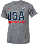 Kids' Nike USA Basketball Dri-FIT Legend T-Shirt