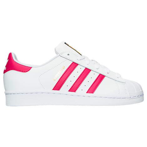Girls' Grade School adidas Superstar x Pharrell Williams Supercolor Casual Shoes