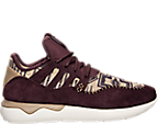 Men's adidas Tubular Moccasin Runner Casual Shoes