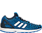 Boys' Grade School adidas ZX Flux TechFit Casual Shoes