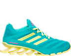 Girls' Grade School adidas Springblade Ignite Running Shoes