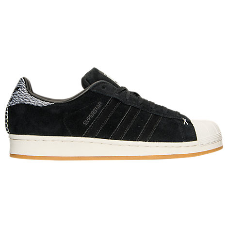 Men's adidas Superstar Winter Suede Casual Shoes
