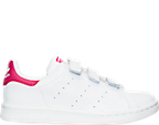 Girls' Preschool adidas Originals Stan Smith Casual Shoes