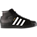 Right view of Men's adidas Pro Model BT Casual Shoes in Black/White