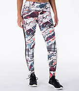 Women's Reebok Studio Dance Garden Rebel Training Leggings