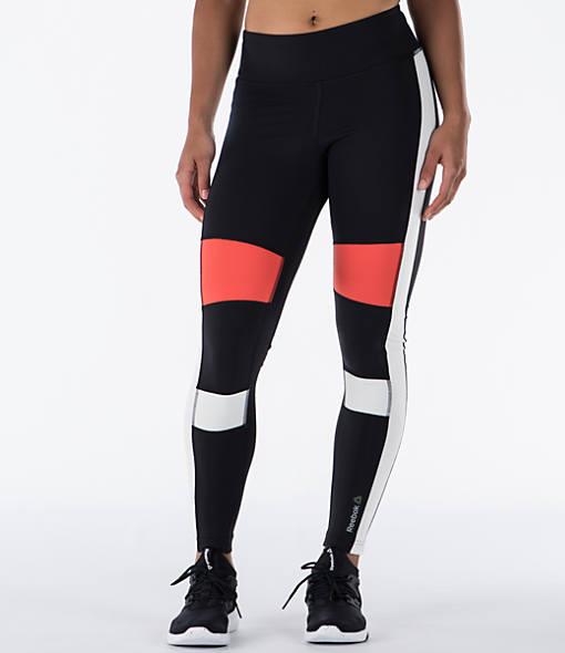Women's Reebok Speedwick Colorblock Training Leggings