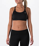 Women's Reebok Hero Strappy Padded Sports Bra