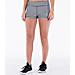 Women's Reebok Yoga Hot Shorts Product Image