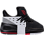 Boys' Toddler adidas Dame 3 Basketball Shoes