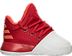 Boys' Toddler adidas Harden Vol. 1 Basketball Shoes