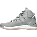 Left view of Men's adidas D Rose 7 Basketball Shoes in Medium Grey/Heather