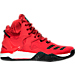 Right view of Men's adidas D Rose 7 Basketball Shoes in RBK