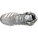 Top view of Boys' Grade School adidas D Rose 7 Basketball Shoes in Grey