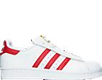 Boys' Grade School adidas Superstar Casual Shoes