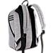 Alternate view of adidas Originals National Backpack in Heather Granite/Black