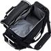 Alternate view of Nike Hoops Elite Max Air Large Basketball Duffel Bag in Black/White